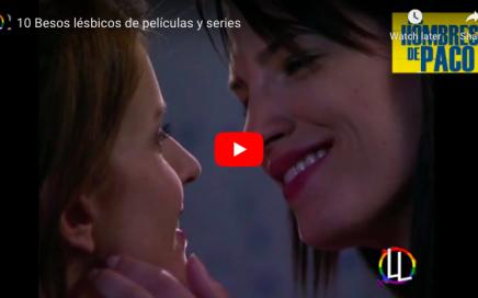 Video besos lésbicos de series y películas