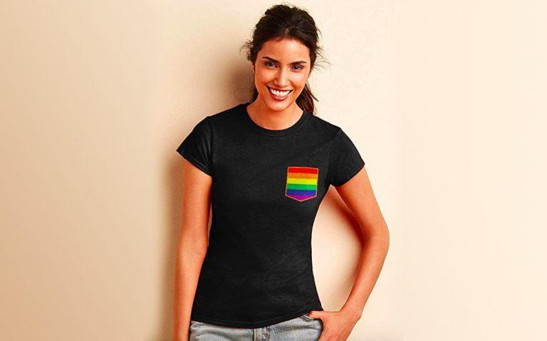 Ropa mujer LGTB