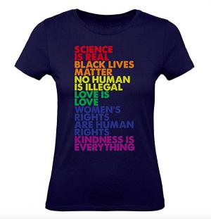 Camiseta para Mujer LGTB