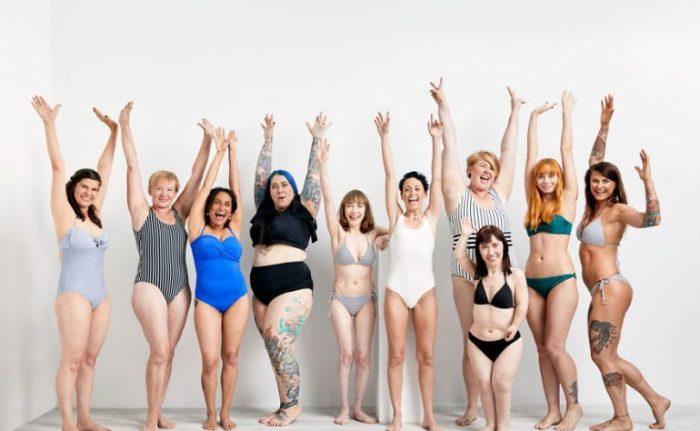 body positive todos los cuerpos importan
