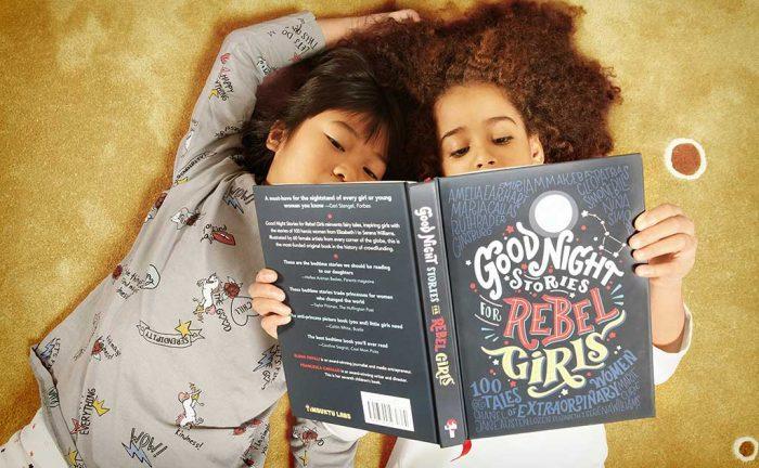 Cuentos de buenas noches para niñas rebeldes: 100 historias de mujeres extraordinarias